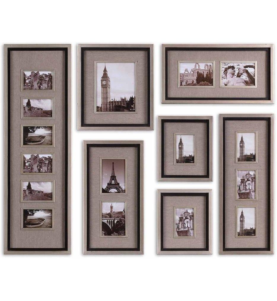 Massena Photo Frame Collages (Set of 7)
