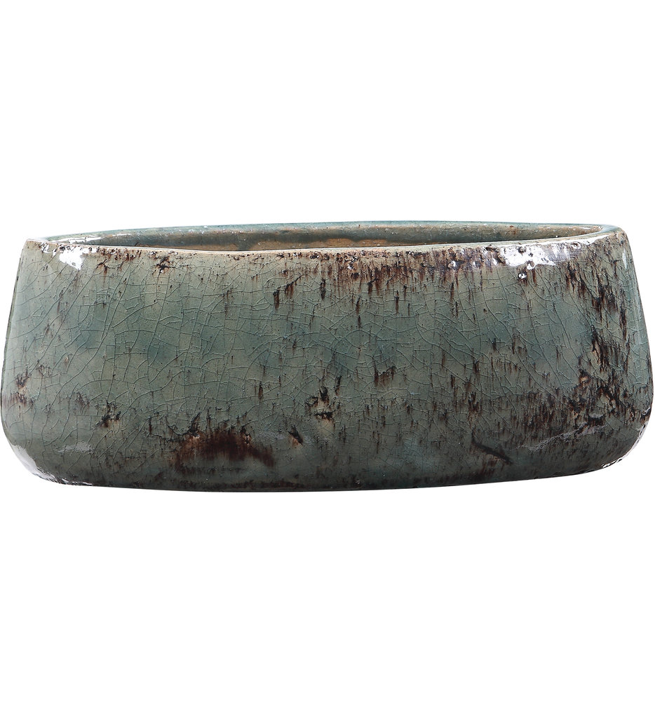 Tenzin Aqua Blue Bowl