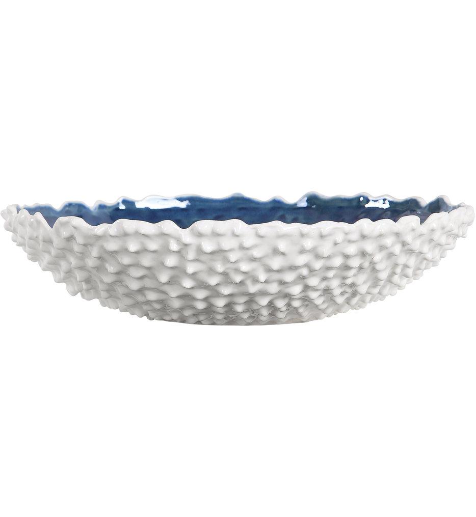 Ciji White Bowl