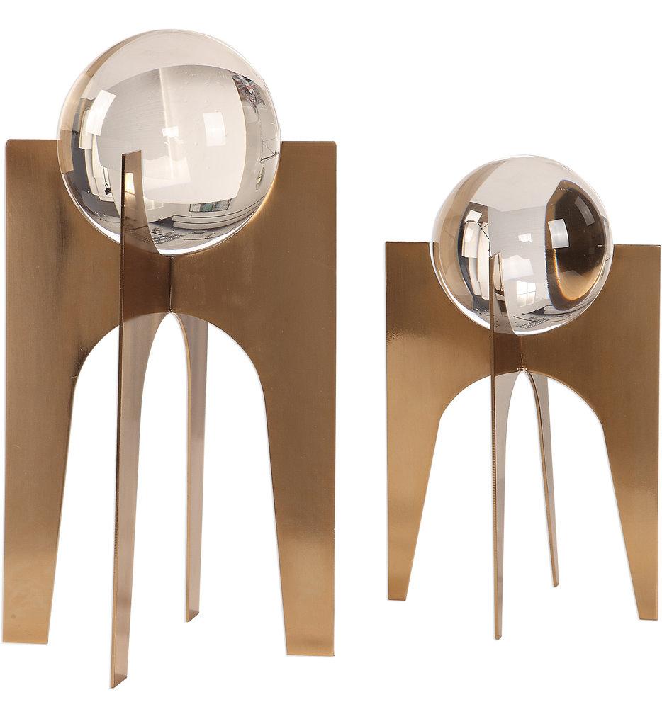 Ellianna Spheres (Set of 2)