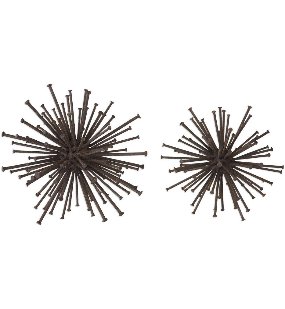 Aric Nail Spheres (Set of 2)
