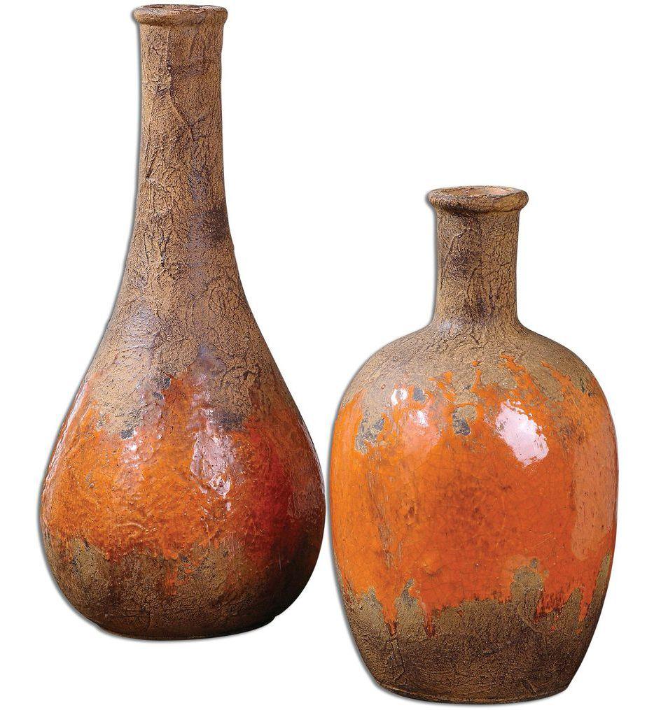 Kadam Ceramic Vases (Set of 2)