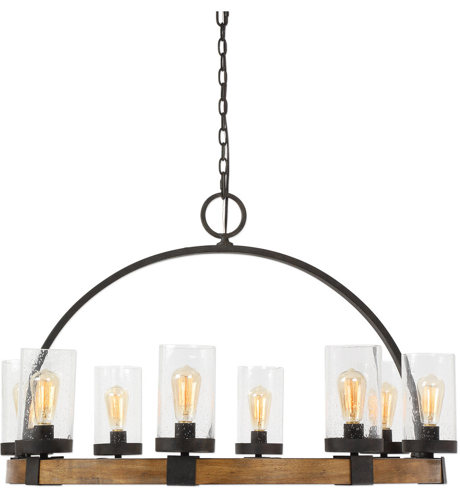 """Atwood 39"""" Chandelier"""