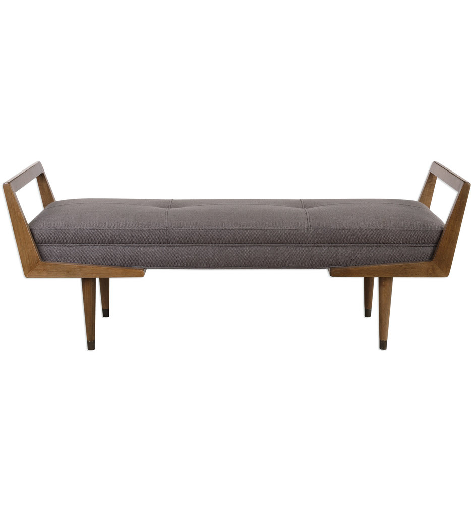 Waylon MidCentury Modern Bench