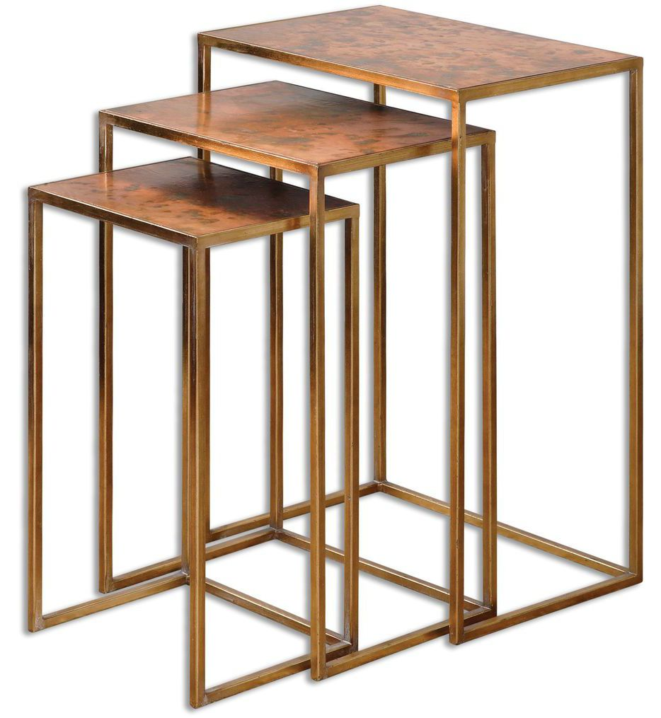 Copres Accent Table (Set of 3)
