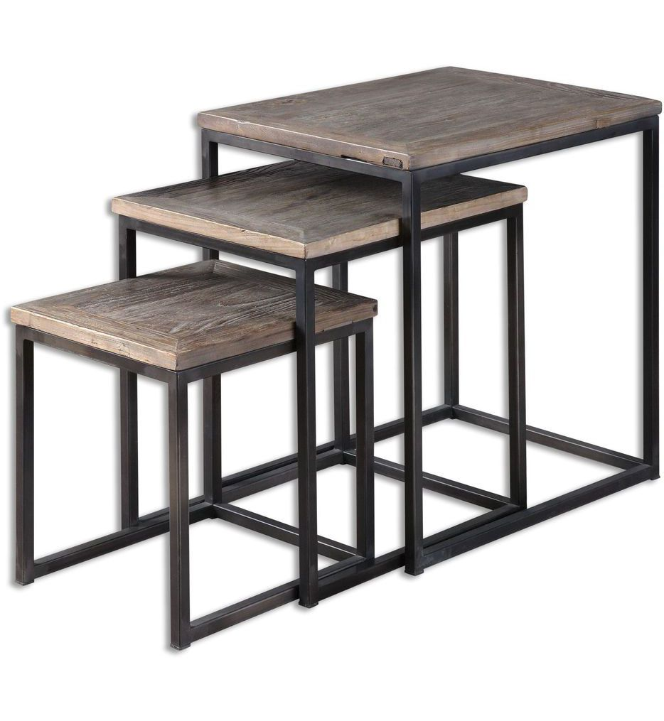 Bomani Accent Table (Set of 3)
