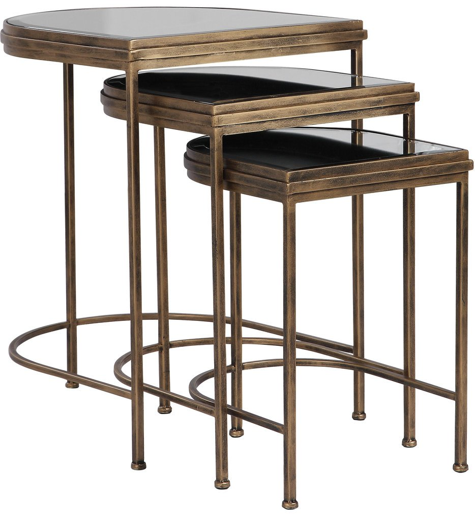 India Accent Table (Set of 3)