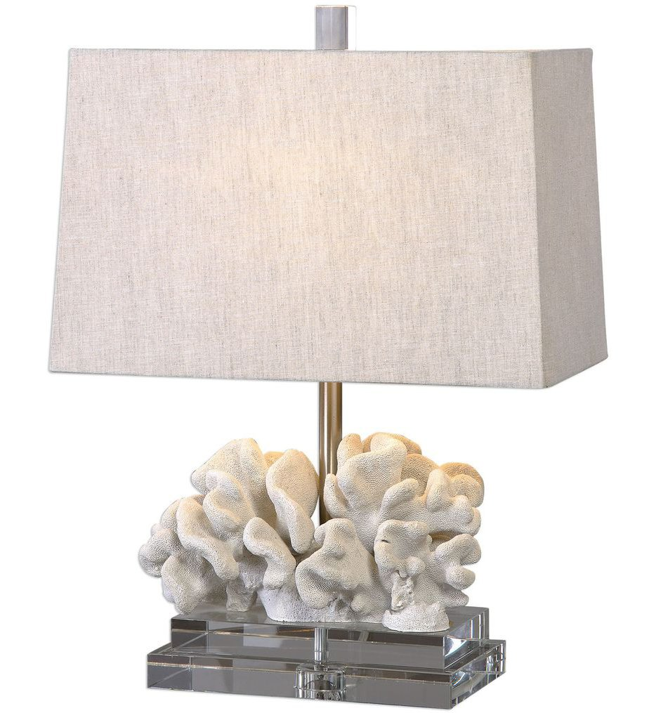 """Coral 22"""" Table Lamp"""