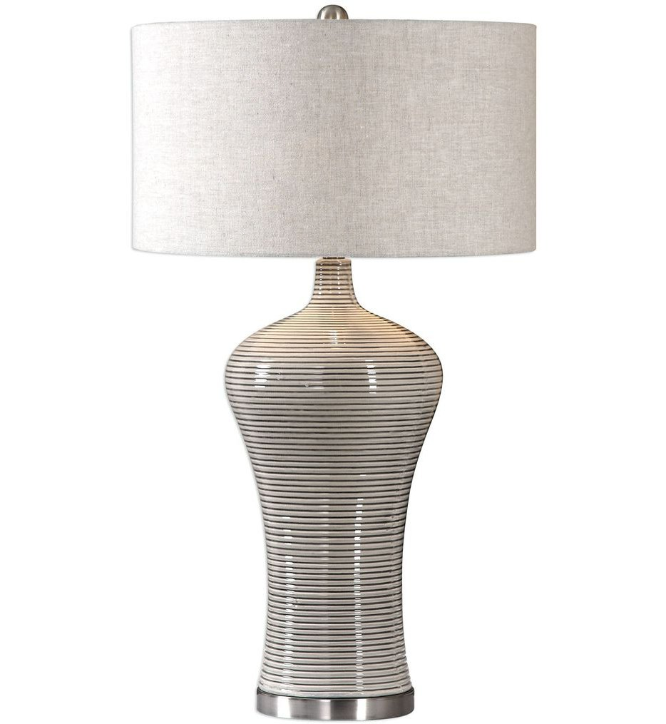 "Dubrava 34"" Table Lamp"