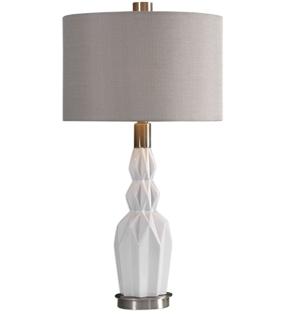 """Cabret 31"""" Table Lamp"""