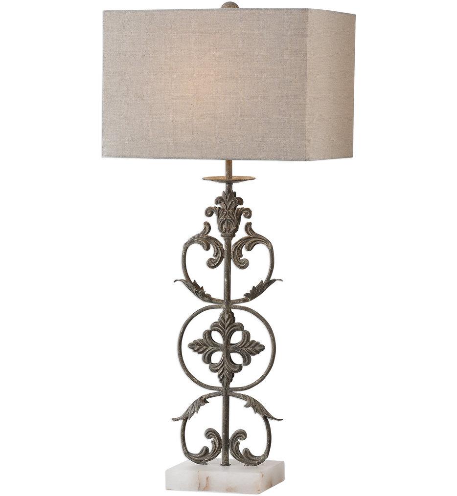 """Gerosa 36"""" Table Lamp"""