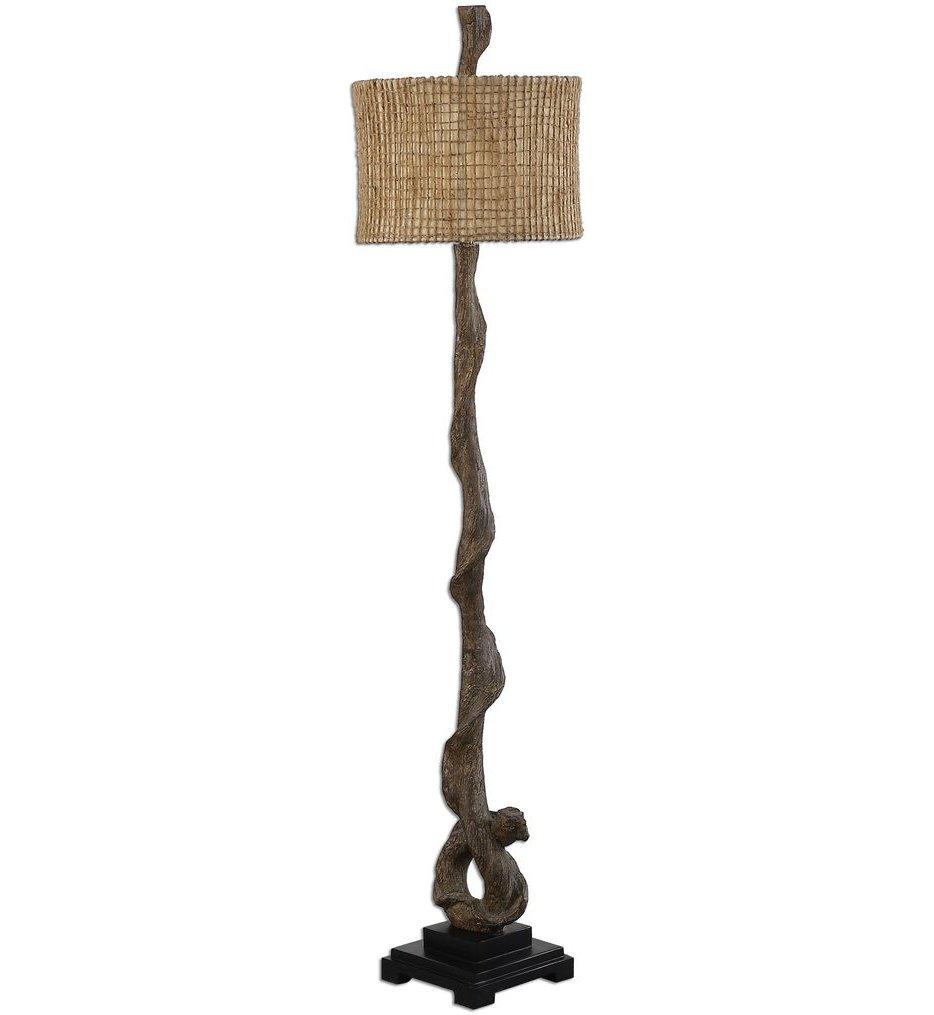 """Driftwood 69.5"""" Floor Lamp"""