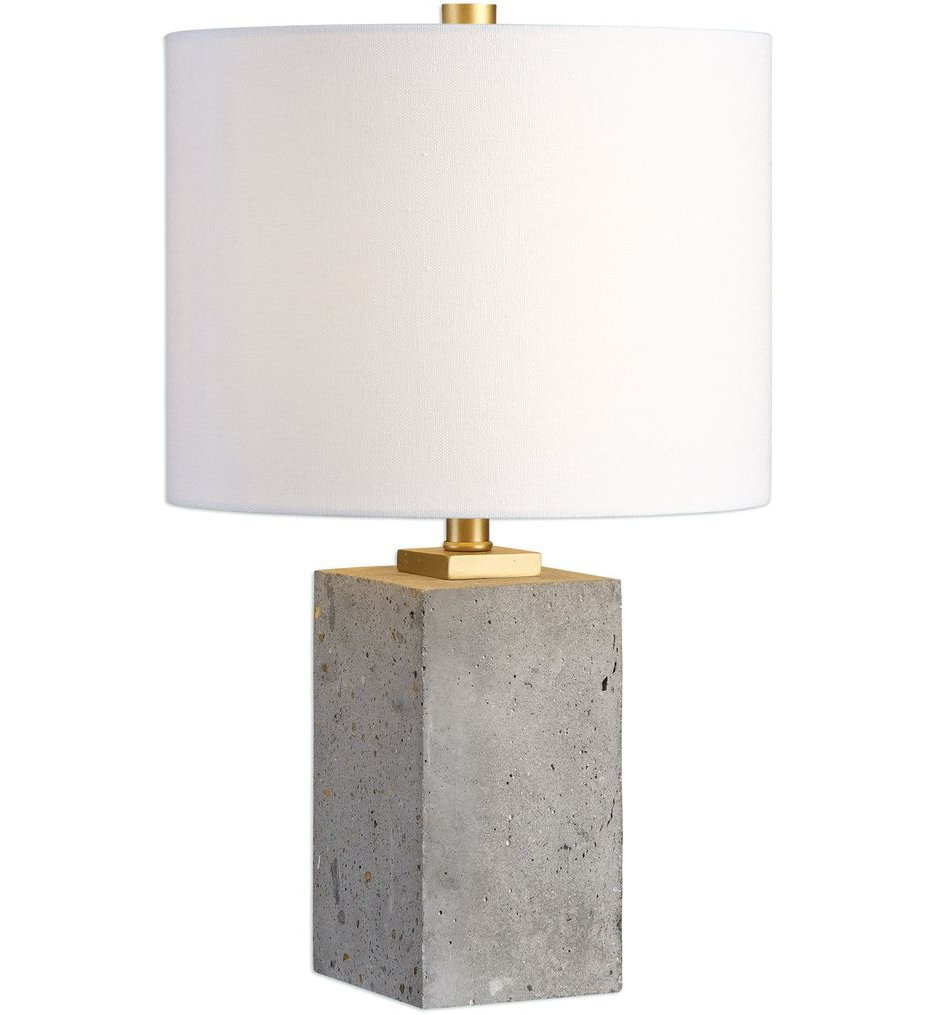 "Drexel 17"" Table Lamp"