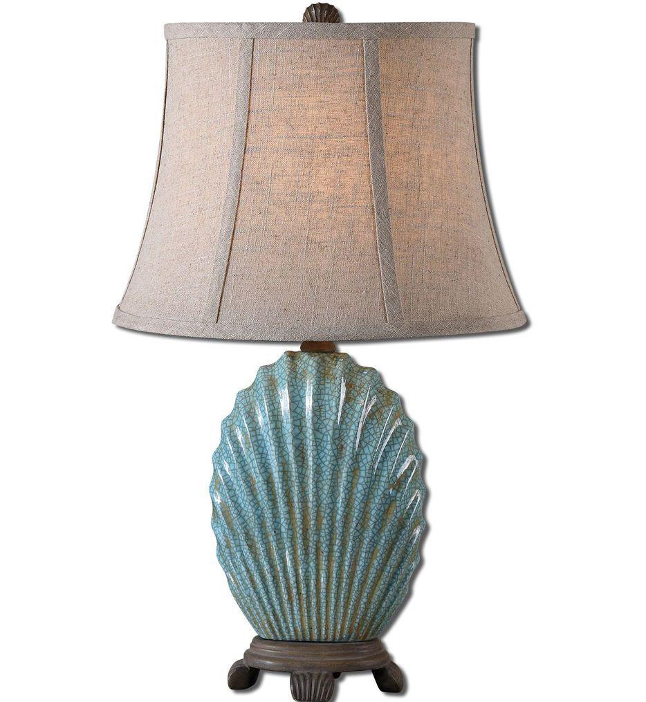 """Seashell 22.75"""" Table Lamp"""