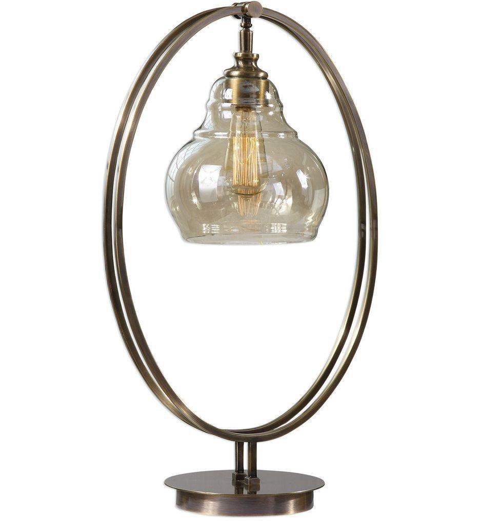 "Elliptical 24"" Table Lamp"