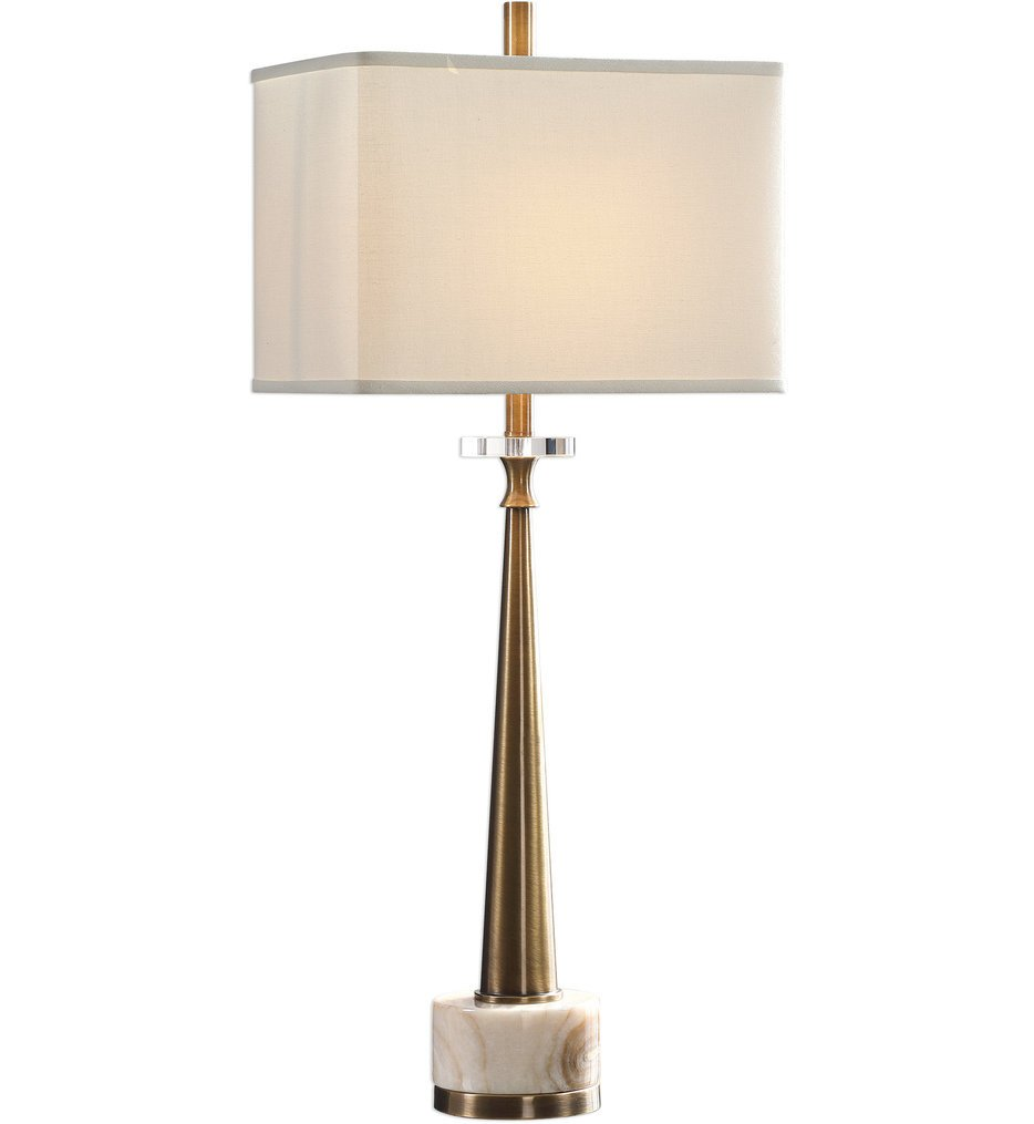"Verner 34"" Table Lamp"