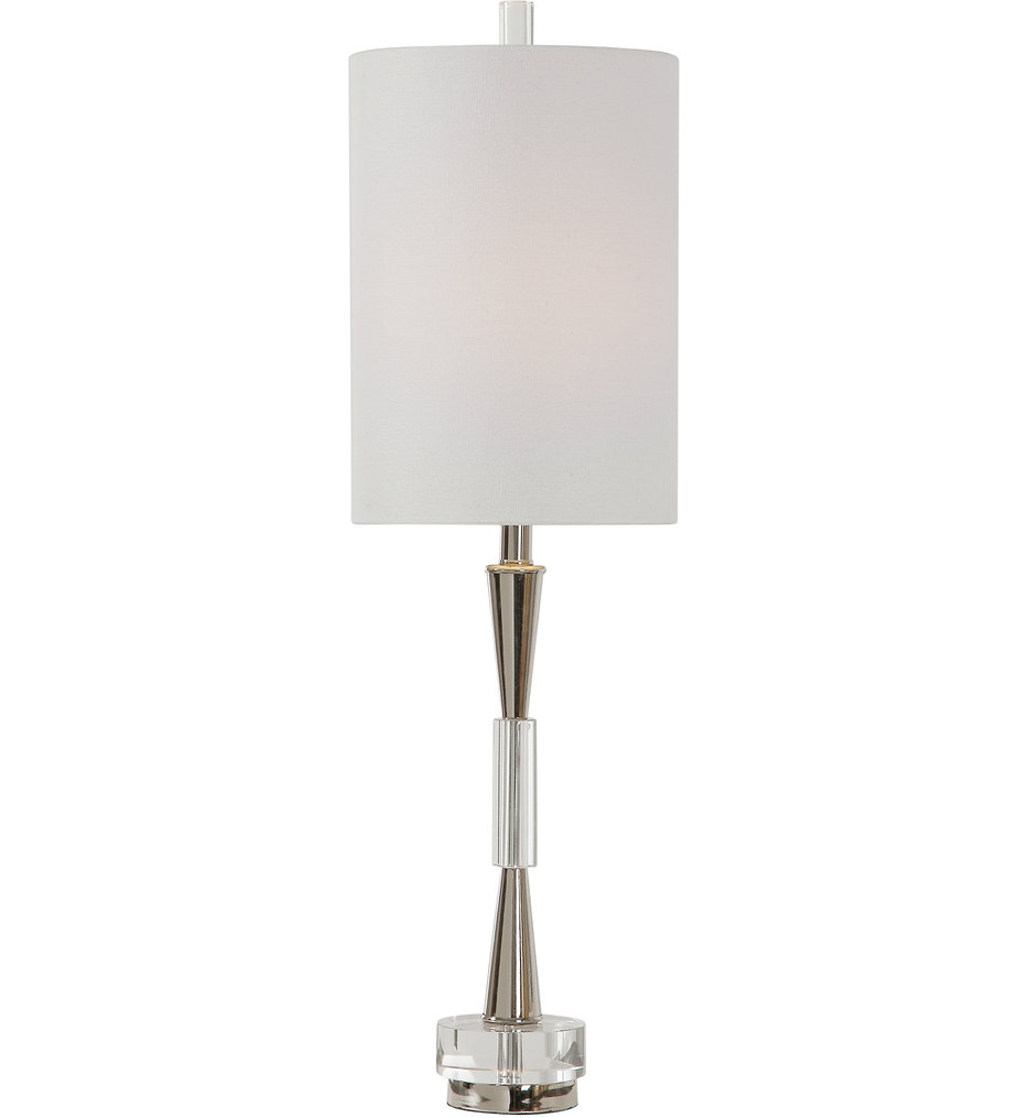 "Azaria 33"" Table Lamp"