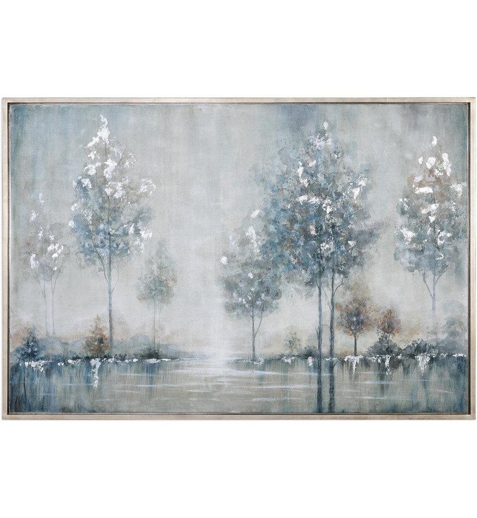 Walk In The Meadow Landscape Art