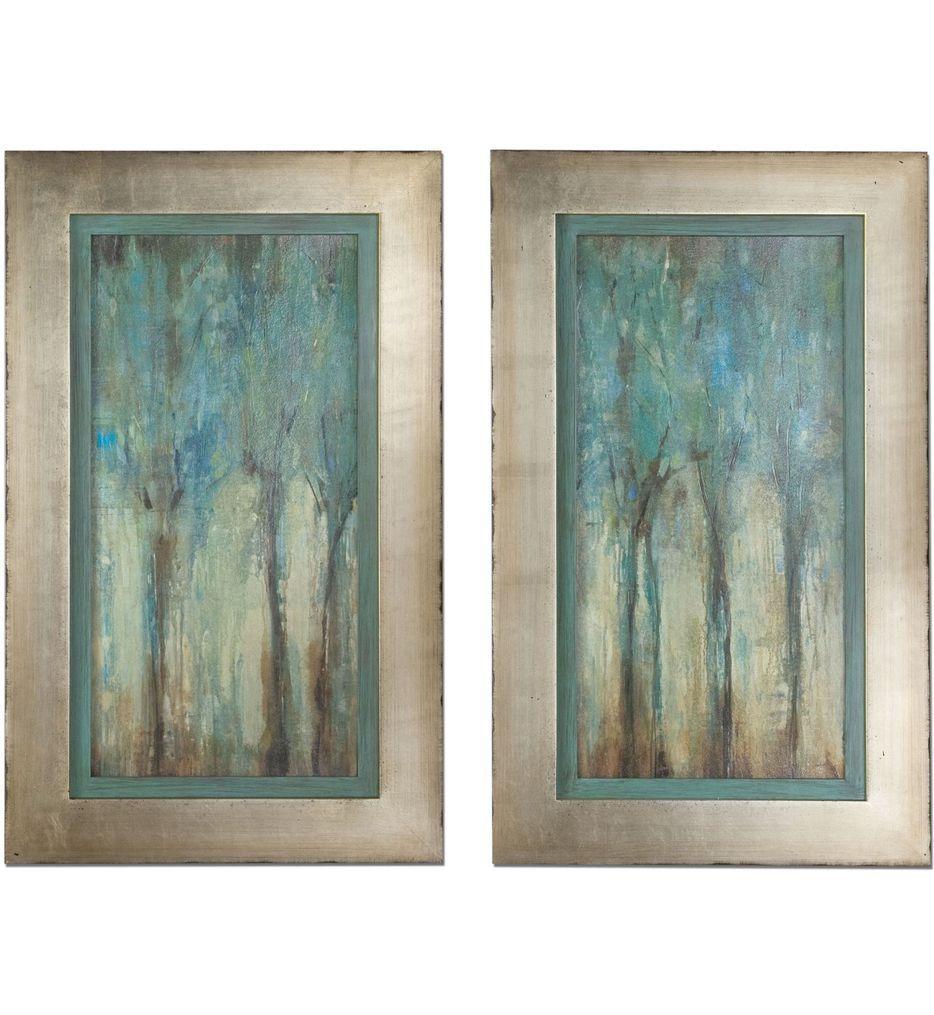 Whispering Wind Framed Art (Set of 2)