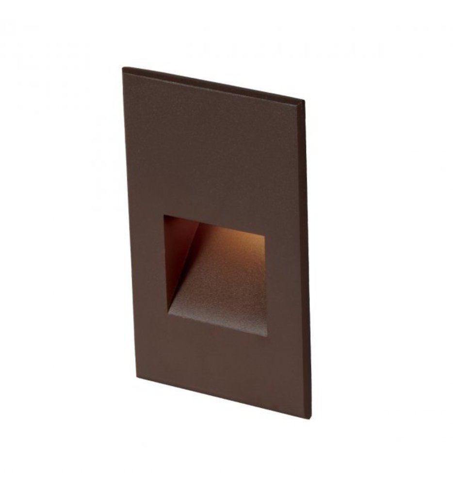 WAC Landscape Low Voltage Vertical Outdoor Step & Wall Light