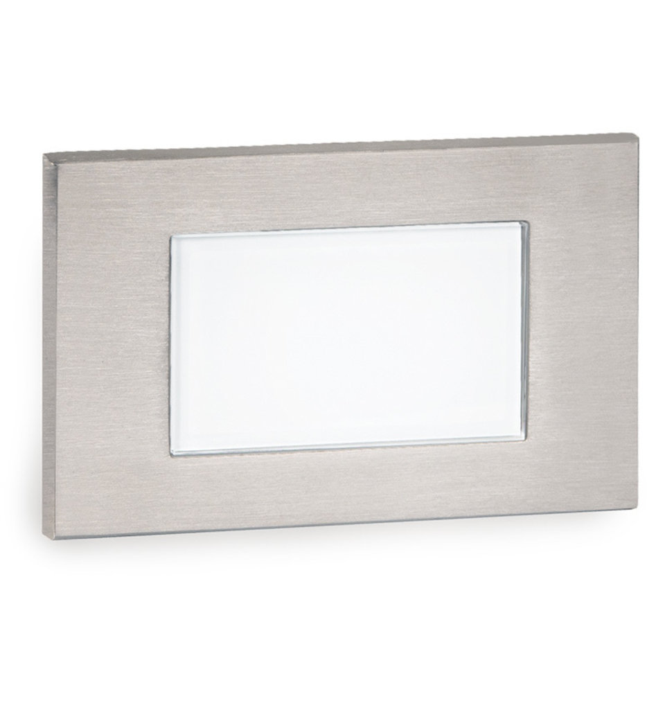 WAC Landscape LED Low Voltage Diffused Outdoor Step & Wall Light