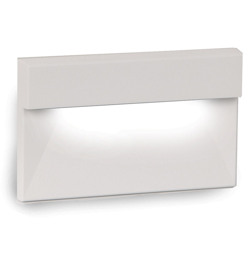 WAC Landscape Low Voltage Horizontal Outdoor Step & Wall Light