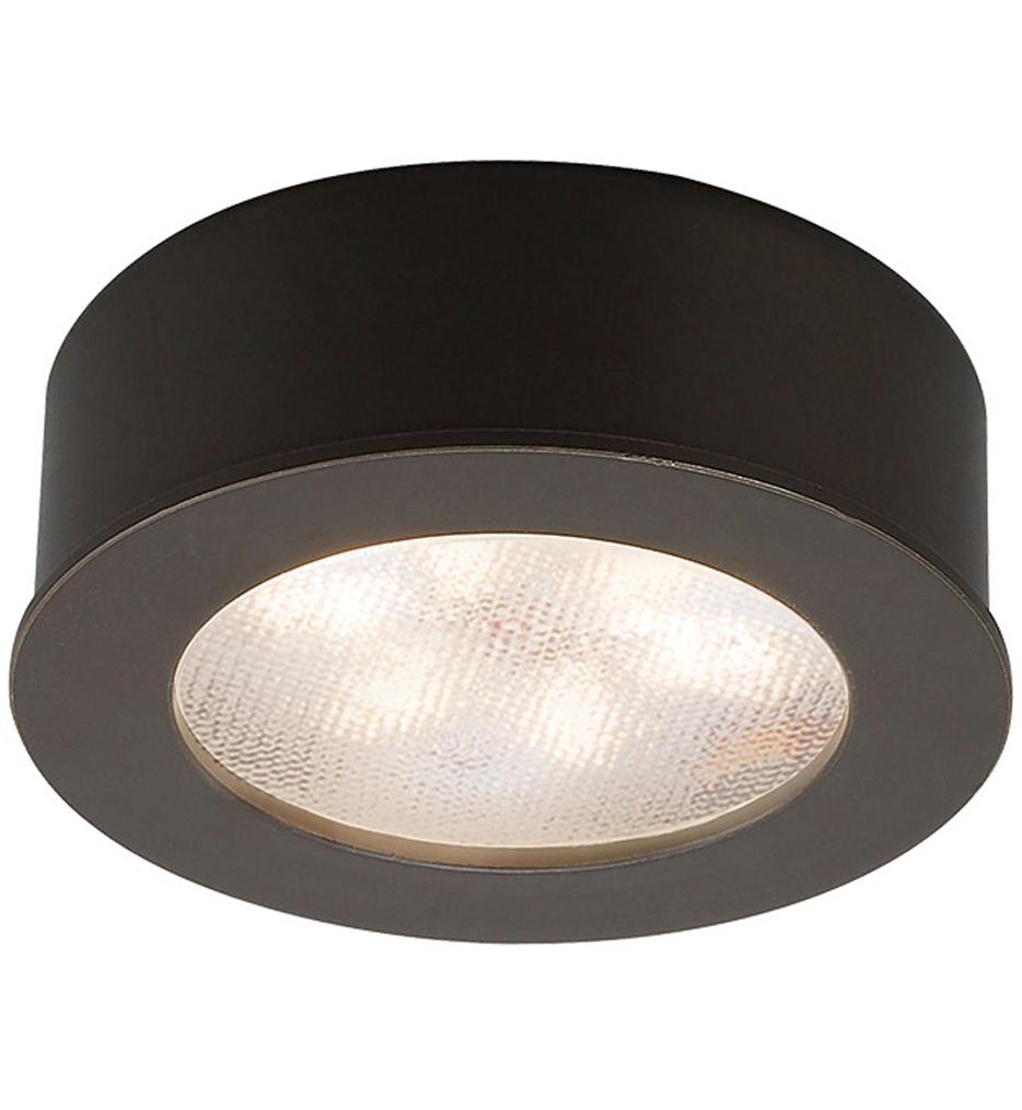 Round LED Button Light