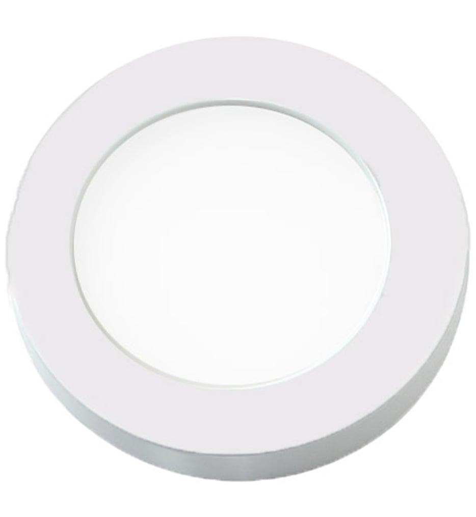 Edge Lit Energy Star LED Button Light