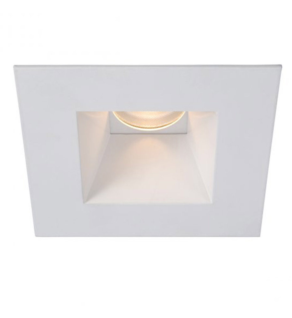 """Tesla 3.5"""" Pro LED Square Open Reflector Energy Star Recessed Trim"""