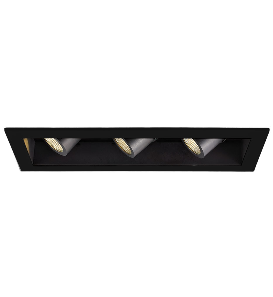 "0-10V Dim Non-IC 2 Light LED Precision 15.5"" Housing & Module"