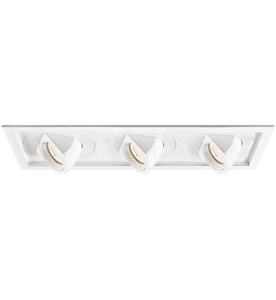 Housing For 3 Light Tesla LED Multiple Spot