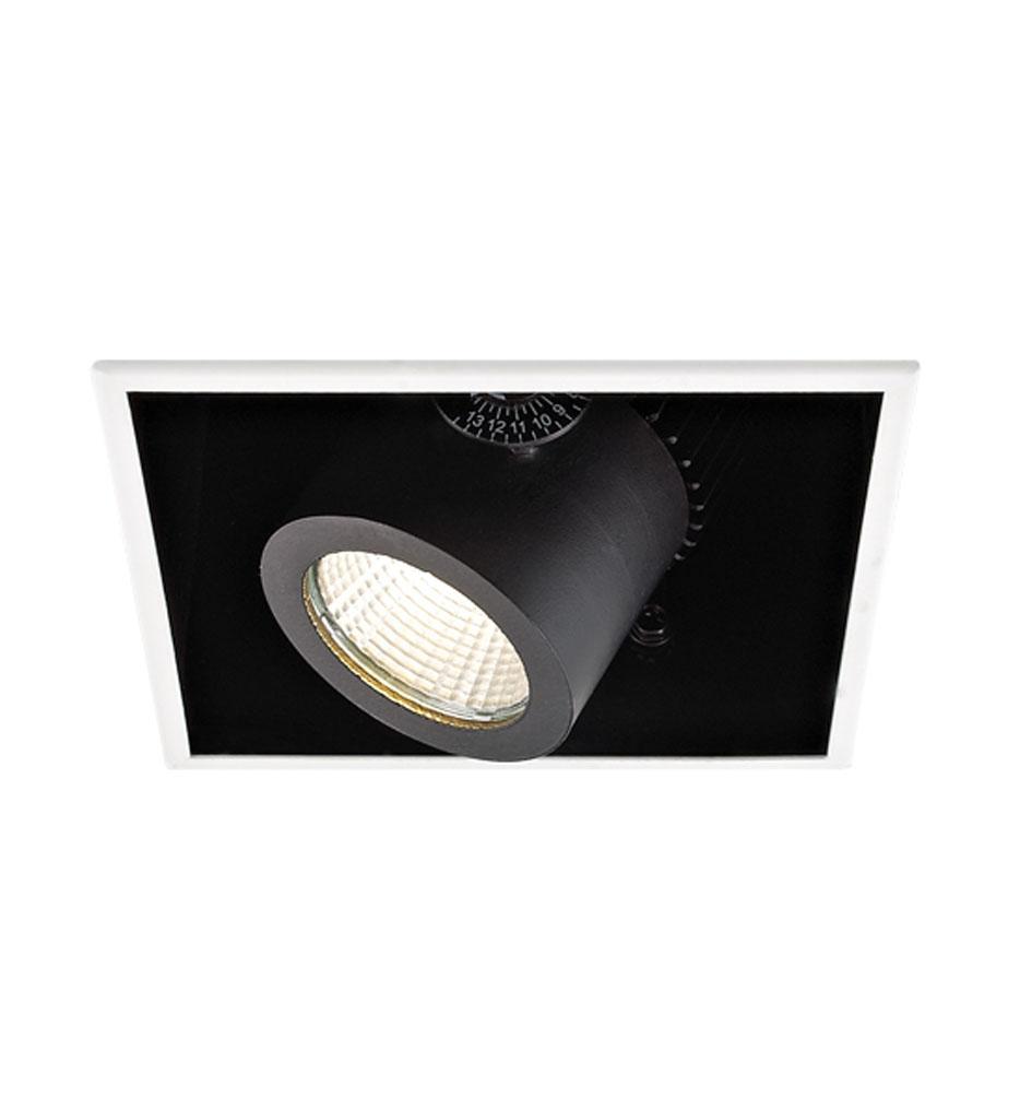 "Spot Beam ELV Dim Non-IC Single Light Precision 14.94"" Housing & LED Module"