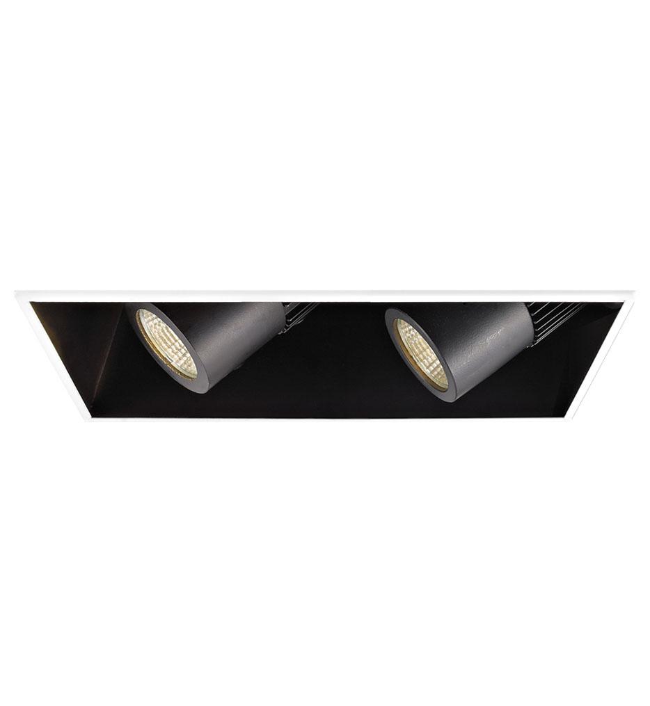 Flood Beam ELV Dim IC-Rated Volt 2 Light LED Precision Housing & Module