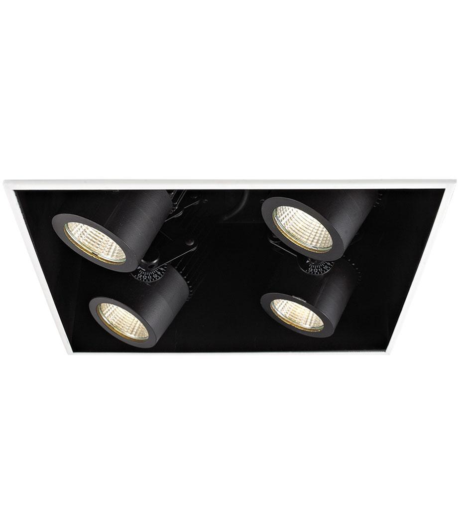 "Spot Beam ELV Dim Non-IC Single Light Precision 19.63"" Housing & LED Module"