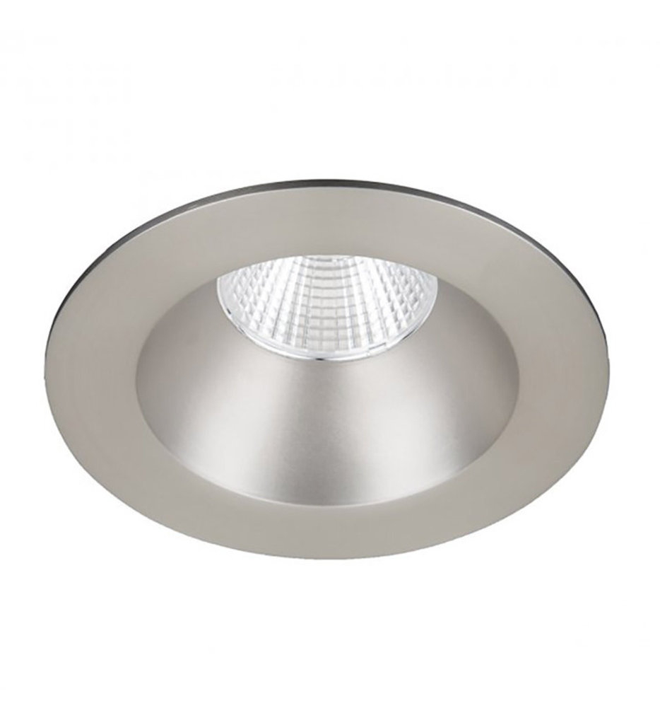 """Oculux LED Flood Beam Round Open Reflector 2"""" Complete Recessed Kit"""