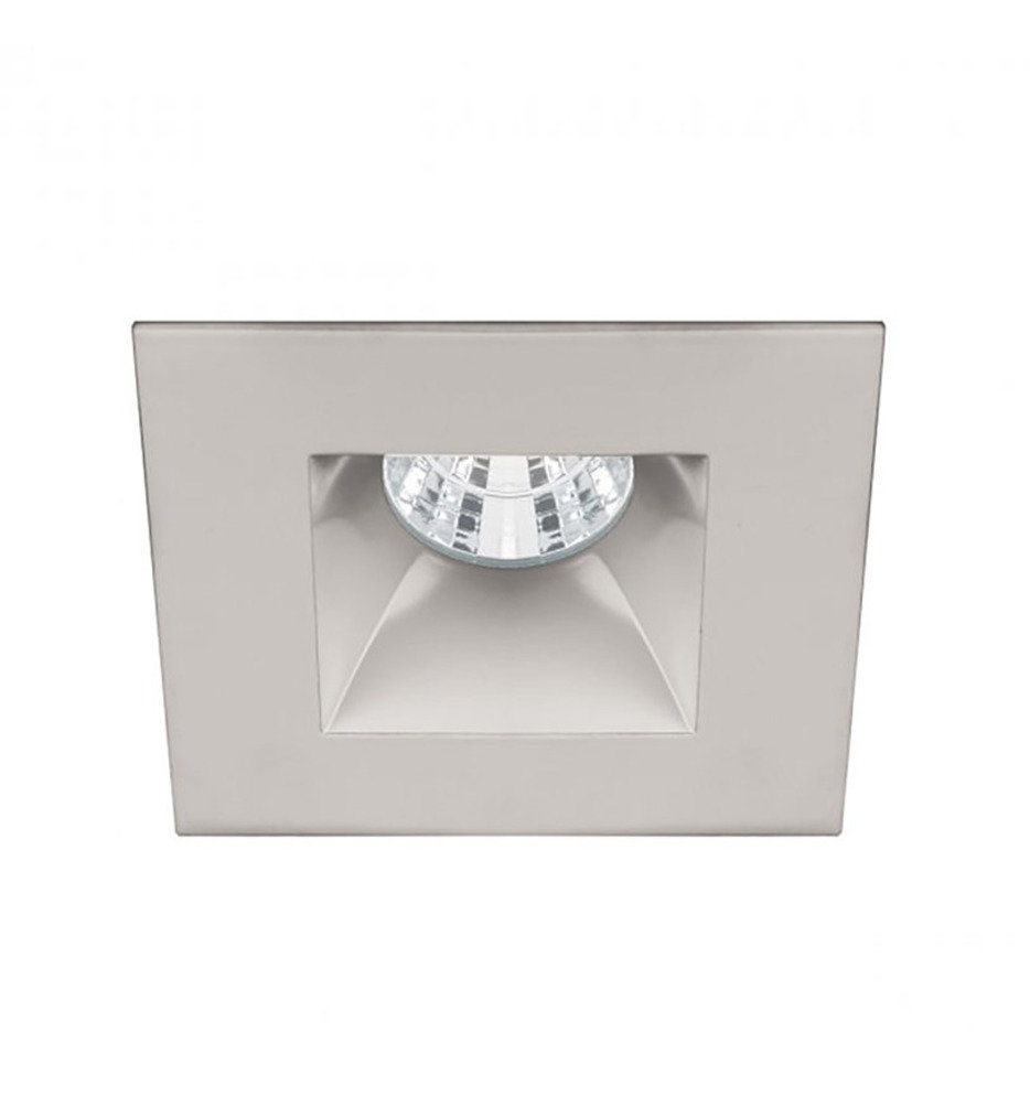 """Oculux LED Flood Beam Square Open Reflector 2"""" Complete Recessed Kit"""