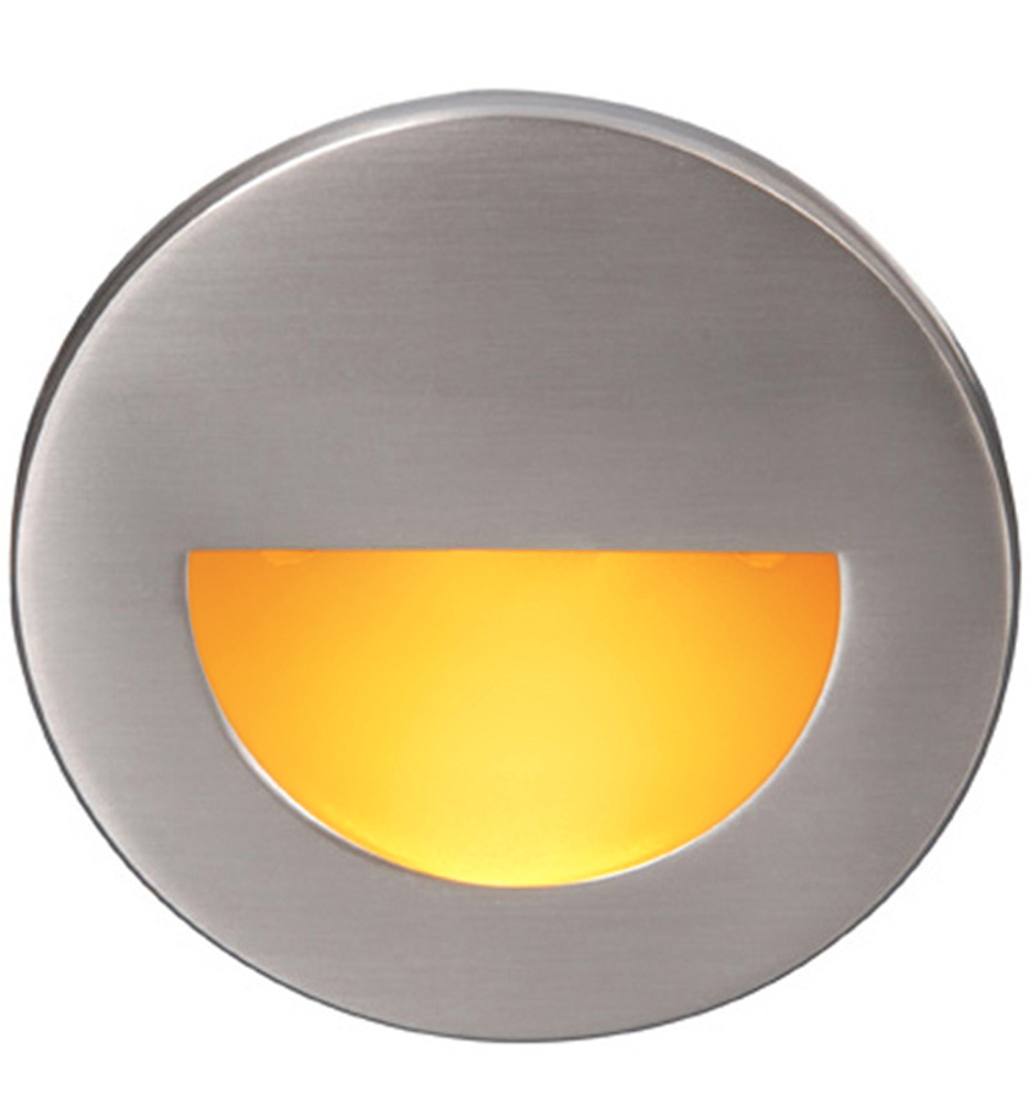 LEDme Round Outdoor Step & Wall Light