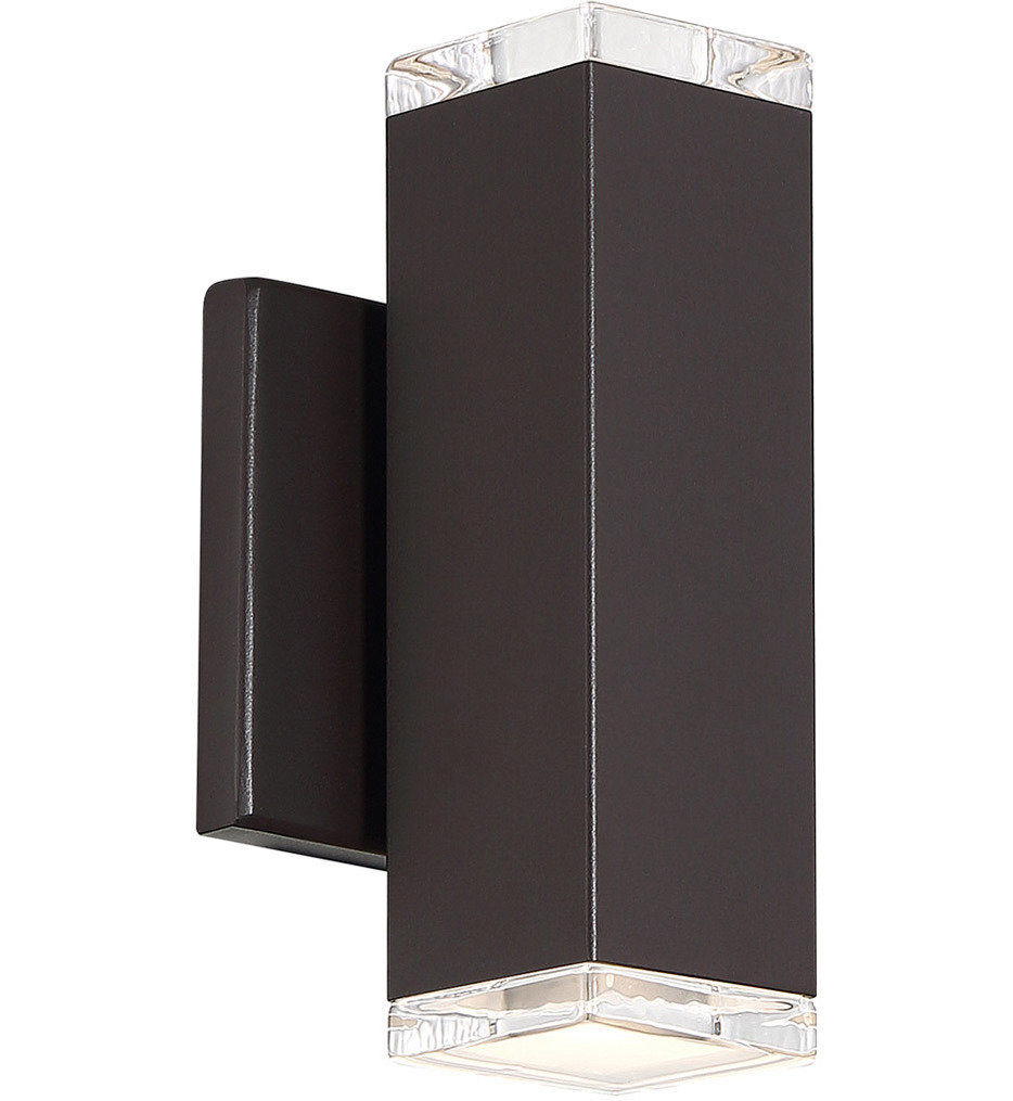 """Block 8.13"""" Outdoor Wall Sconce"""