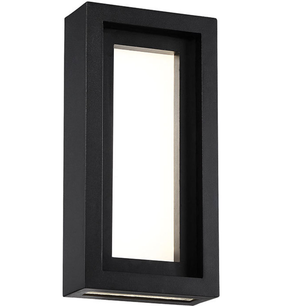 """Inset 12"""" Outdoor Wall Sconce"""