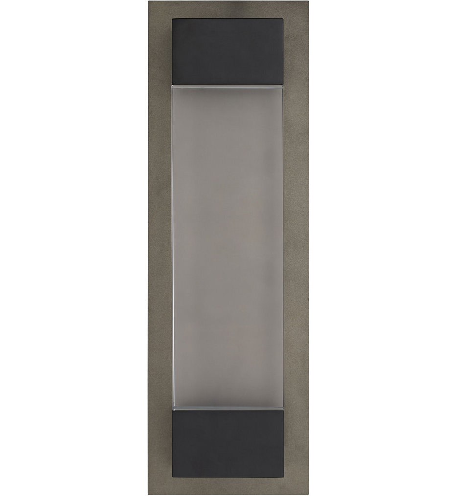 """Charlie 18.5"""" Outdoor Wall Sconce"""