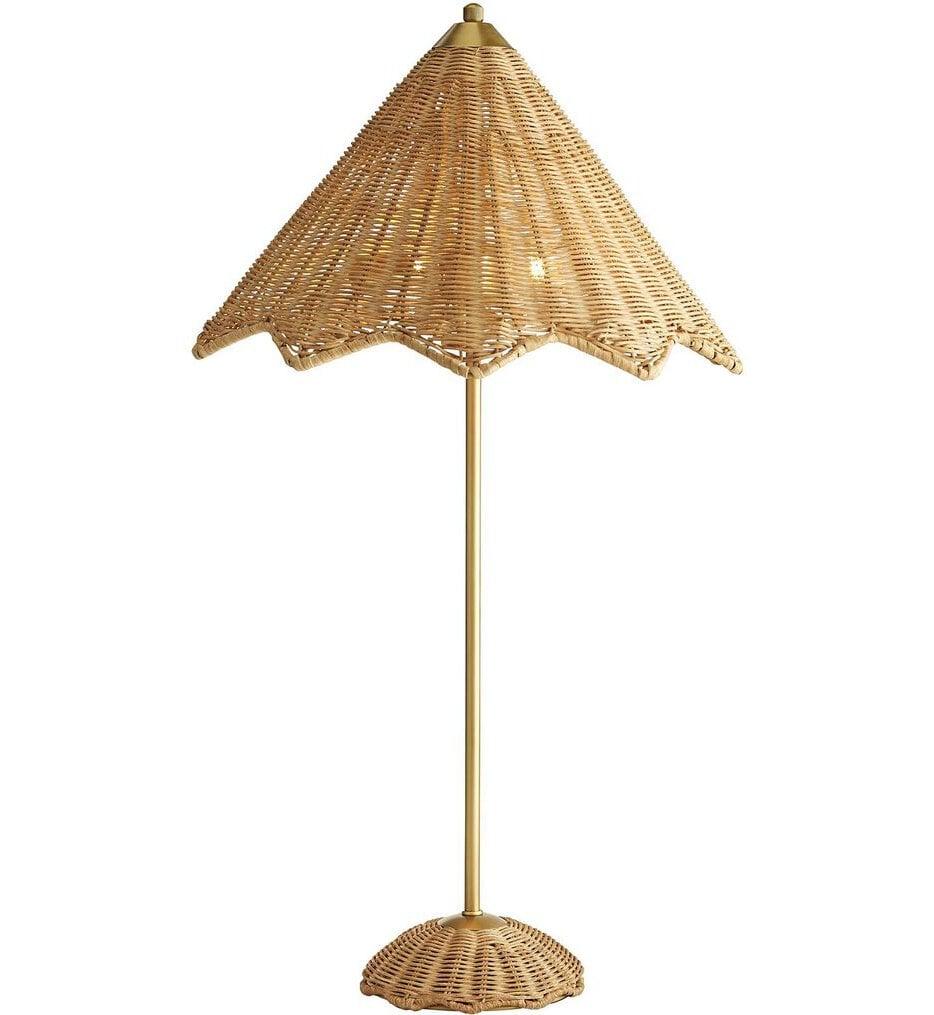 "Parasol 28"" Table Lamp"