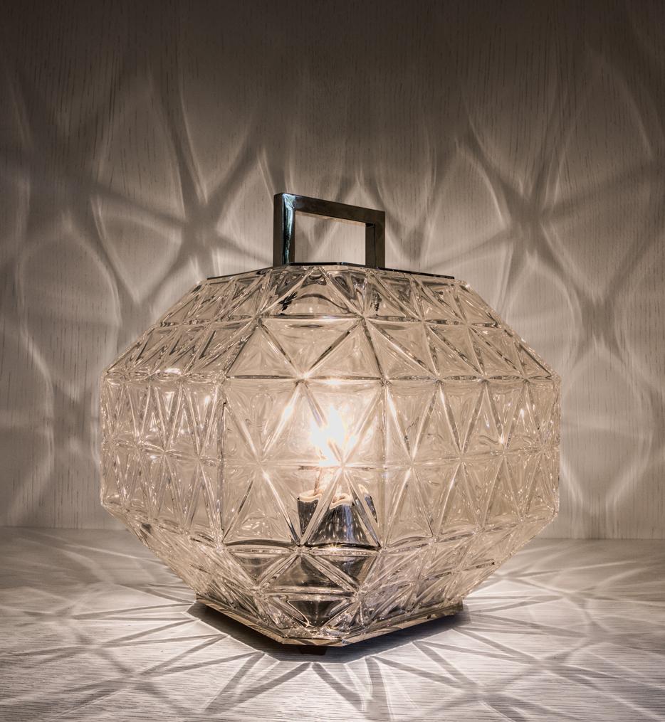 "Treasure 9.9"" Table Lamp"