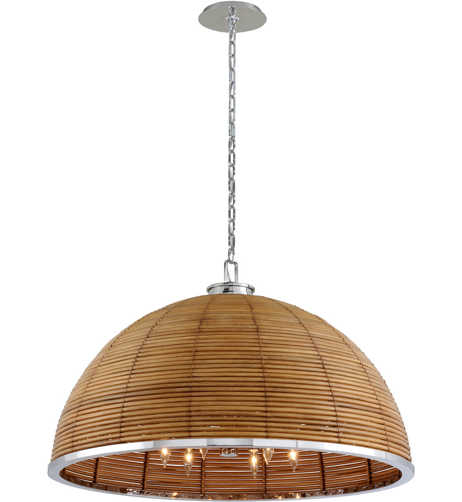 """Carayes 40.5"""" Chandelier"""