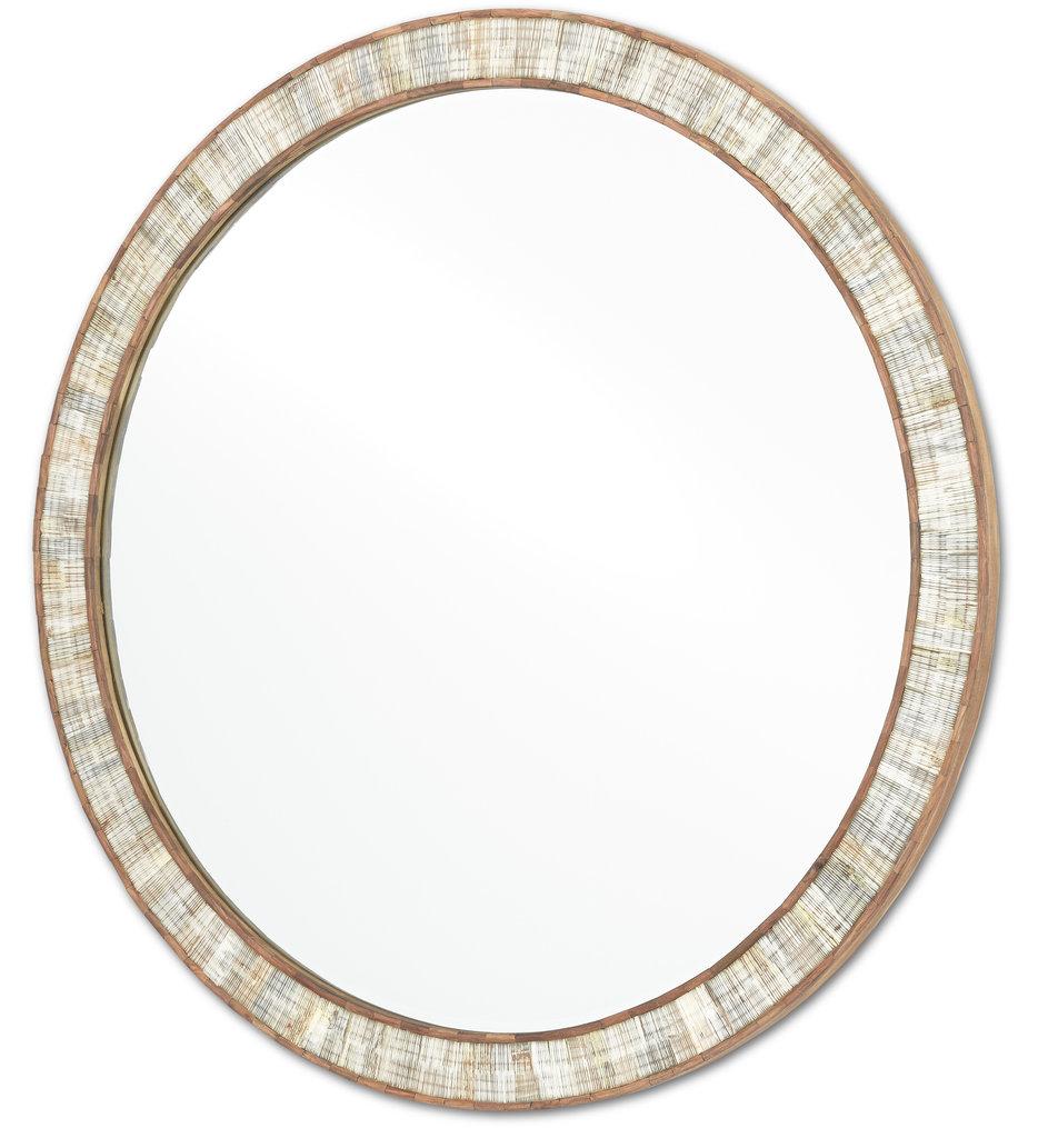 Hyson Round Mirror