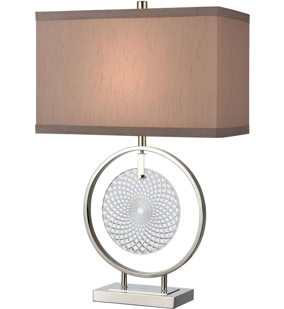"Saturn 26.5"" Table Lamp"