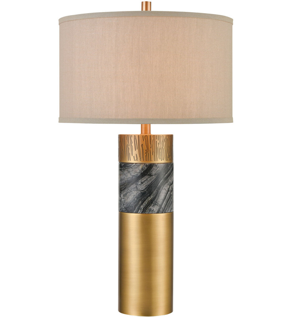 """Reinhold 31"""" Table Lamp"""