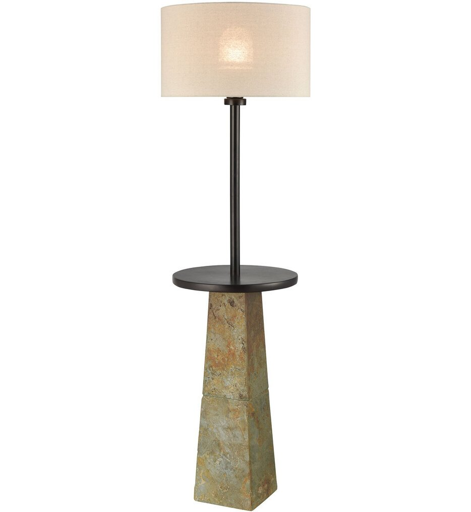 "Musee 62"" Outdoor Floor Lamp"