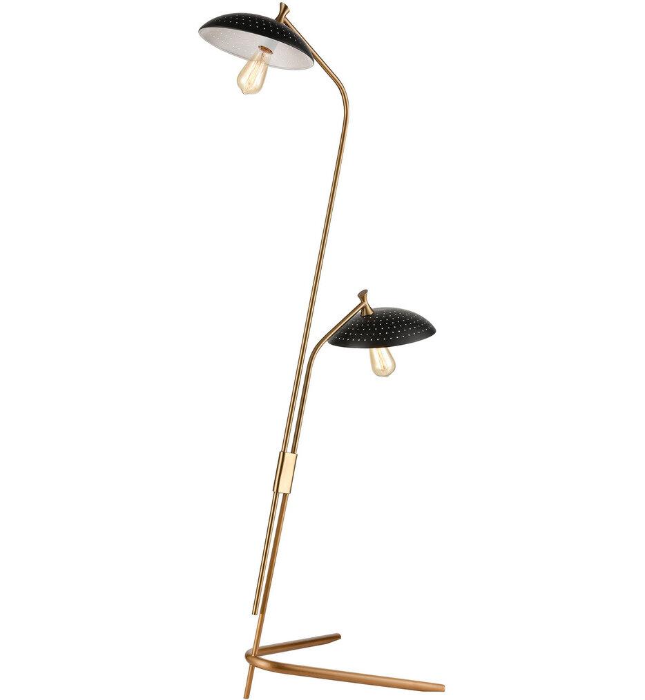 "Scarab 66"" Floor Lamp"