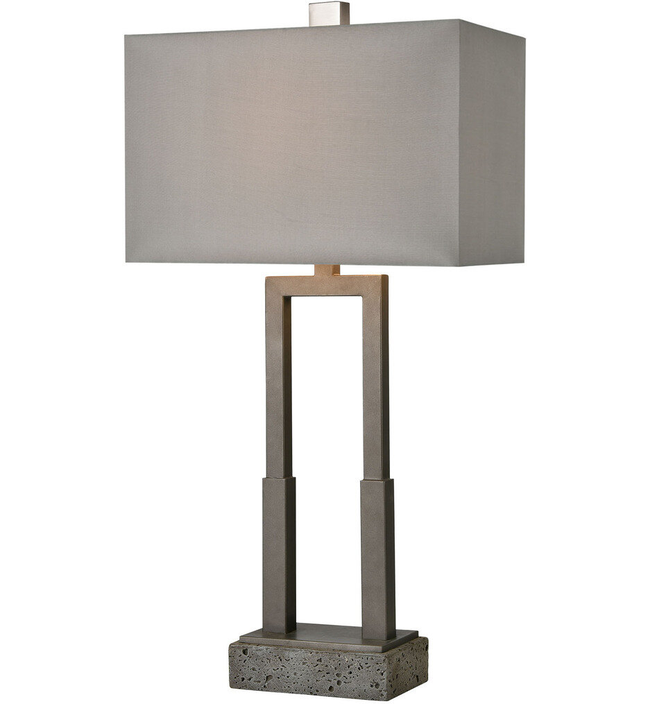 """Courier 32"""" Table Lamp"""