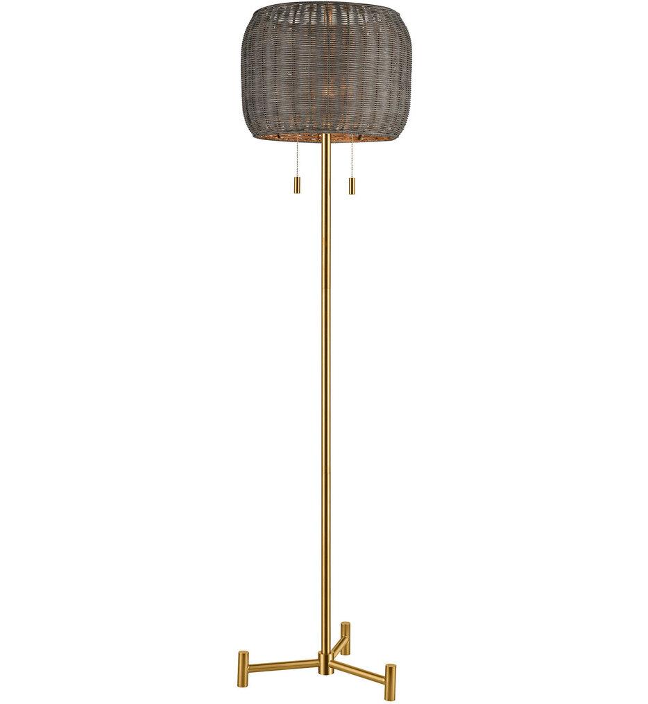 "Bittar 61.5"" Floor Lamp"
